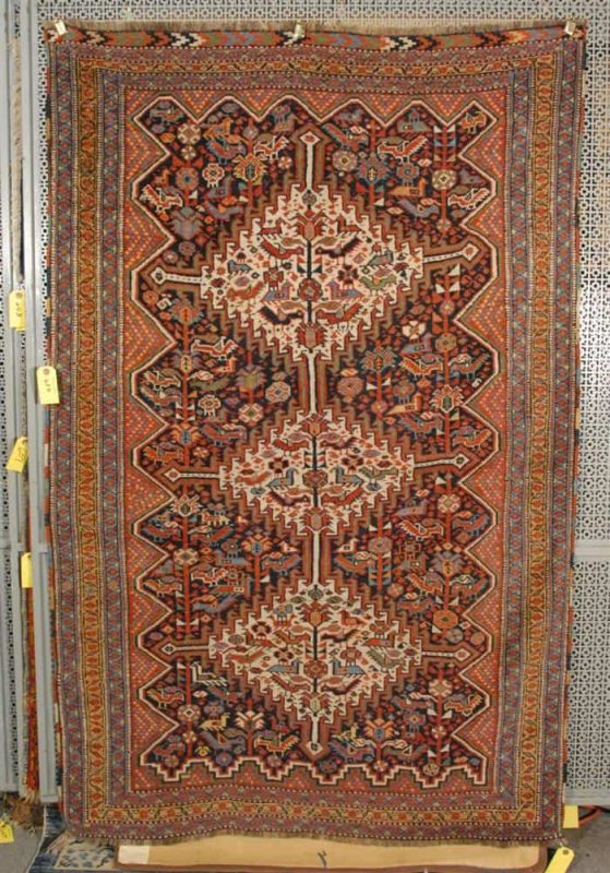 686 559x800 - Grogan September auction including rugs