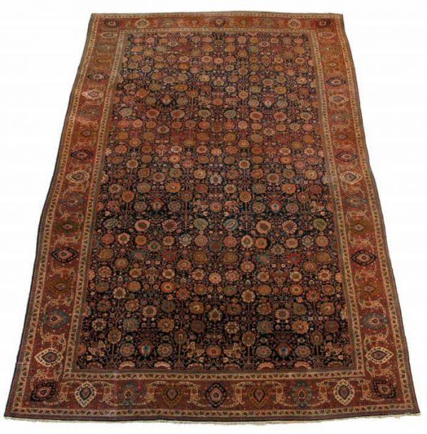 823 600x609 - Freeman's Oriental Rugs & Carpets