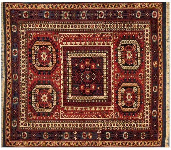 Farzin P12 13 600x526 - Sartirana Textile Show begins in a few days