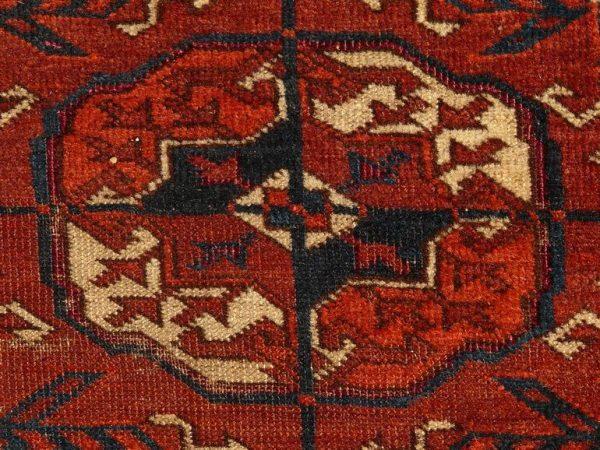 Tekke 600x450 - Less than a month until the Antique Rug & Textile Show begins