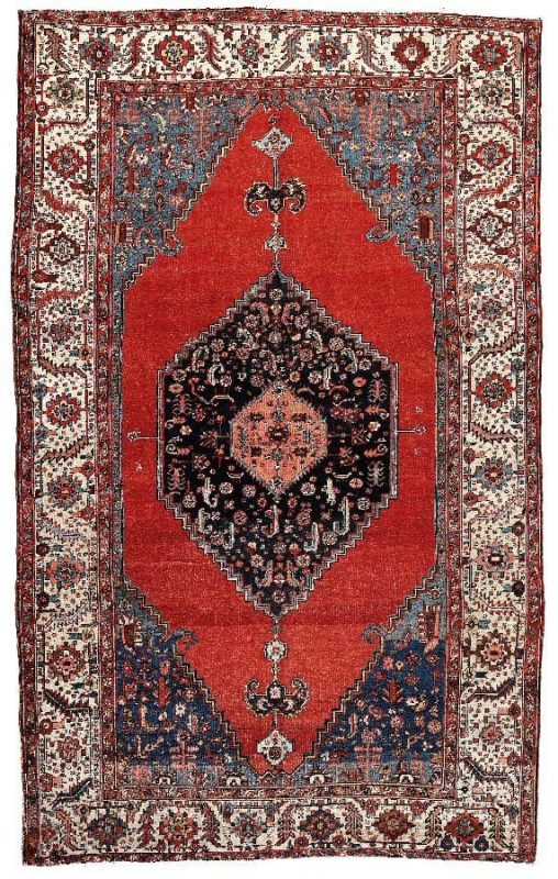 U137 508x800 - Dorotheum Oriental Carpets, Textiles and Tapestries
