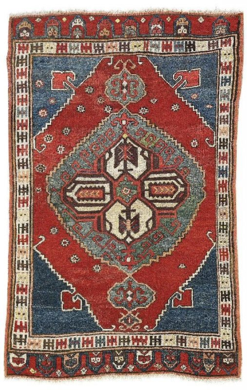 U146 507x800 - Dorotheum Oriental Carpets, Textiles and Tapestries