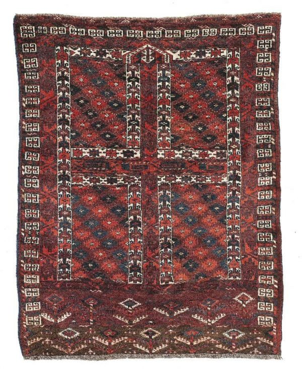 U168 600x733 - Dorotheum Oriental Carpets, Textiles and Tapestries