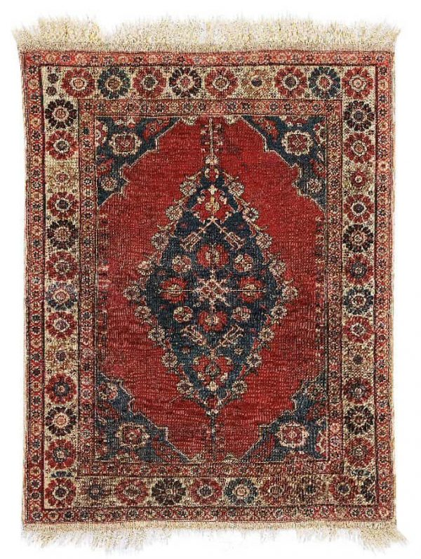 U194 600x796 - Dorotheum Oriental Carpets, Textiles and Tapestries