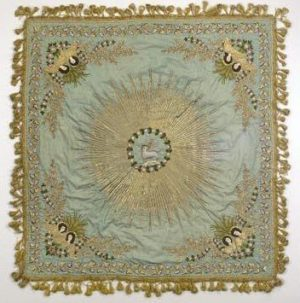 image2 300x303 - Textile Treasures from the Armenian Orthodox Churches of Istanbul