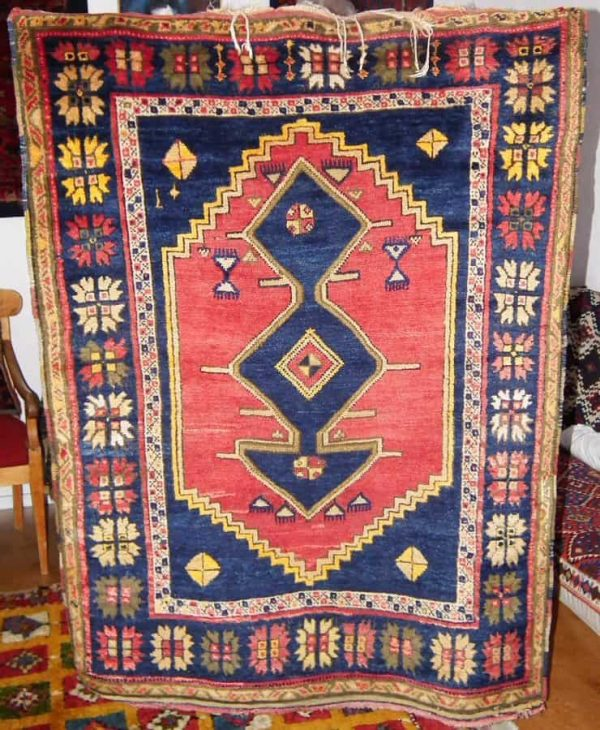 DSCF4276 Isiklar Karapinar1890 600x730 - Dedicated to research on Anatolian rugs