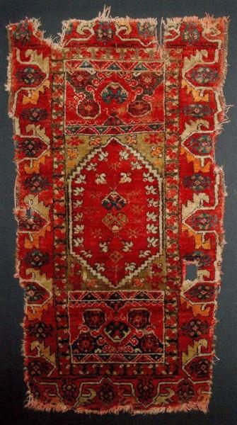 Zara Sivas Yastik circa 1900. Probably made by Armenian weavers.