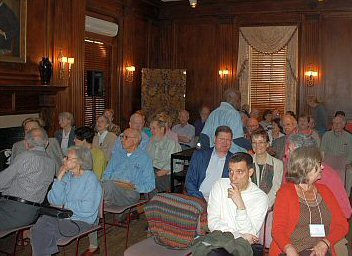 audience1 - The Textile Museum's Rug & Textile Appreciation Mornings