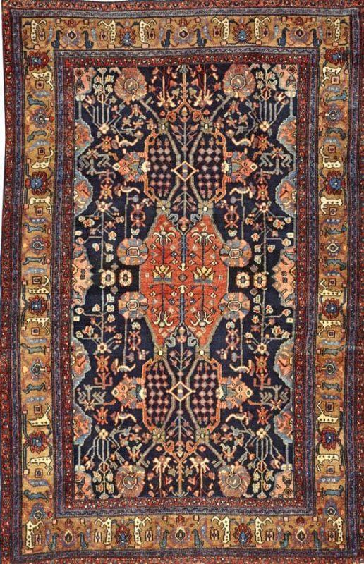 3031 516x800 - Bonhams Fine Oriental Rugs & Carpets in New York