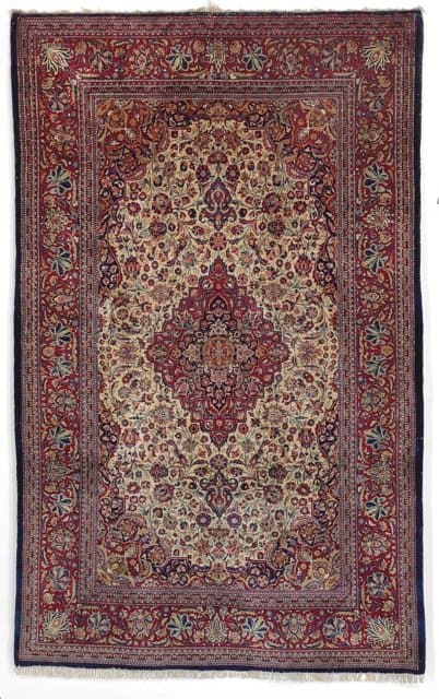 kashan - Next Bruun Rasmussen auction including carpets