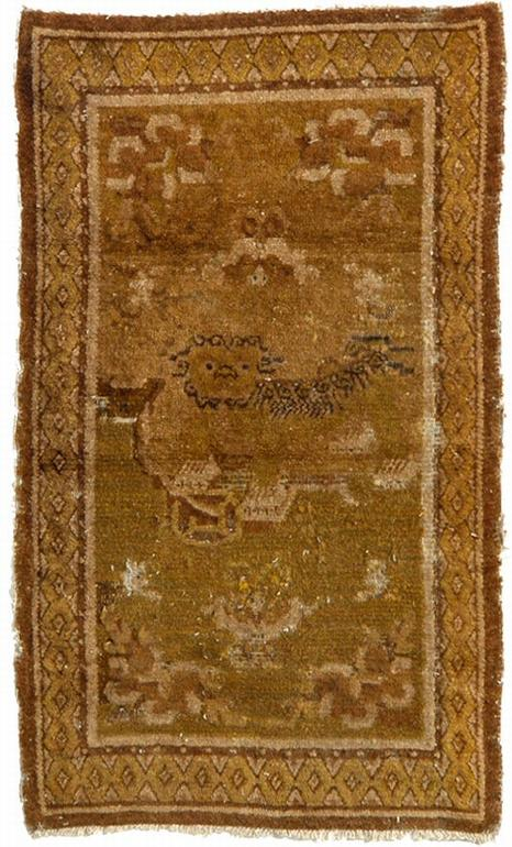 101690 - Coming antique rug and textile fairs