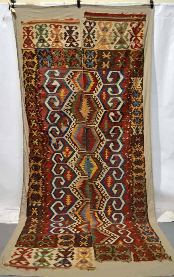 Konya kilim, central Anatolia first half 18th century