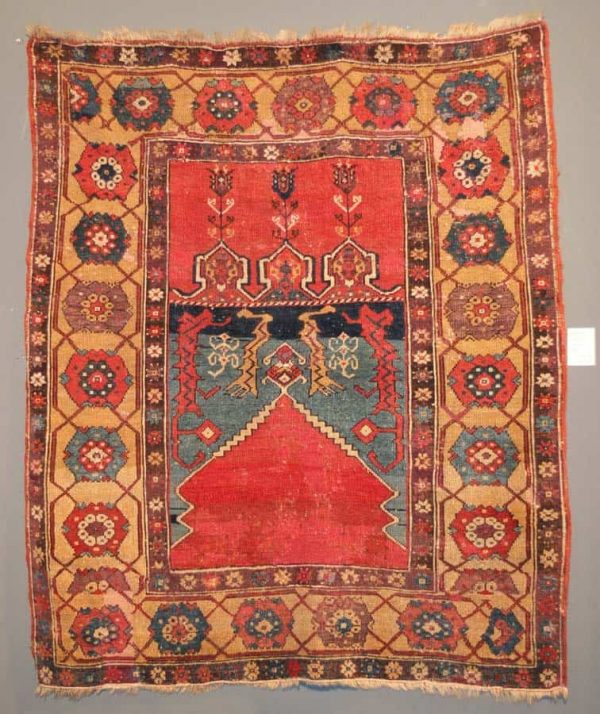 Konya 17th or 18th century. Exhibitor Sarkan Sari
