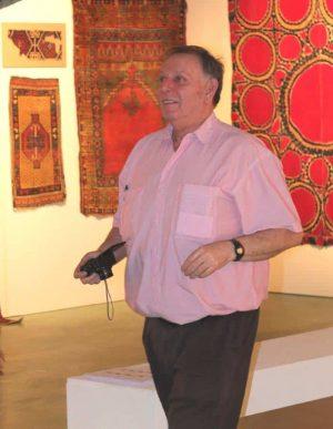 Danny Shaffer, executive editor at Hali