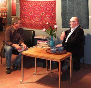 Thomas Wild (right), Berlin, will exhibit at KARMA 2013 in London