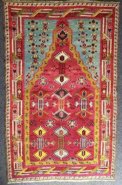 kirshehir - Antique rug auction 14 September in Oberursel