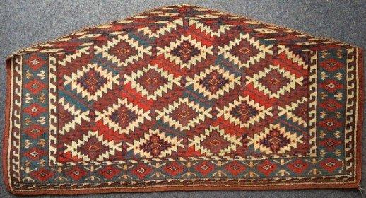 yomud - Antique rug auction 14 September in Oberursel