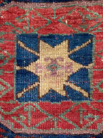 18th Century Anatolian Yastic Ed Koch - Less than two months to the Antique Rug & Textile Show