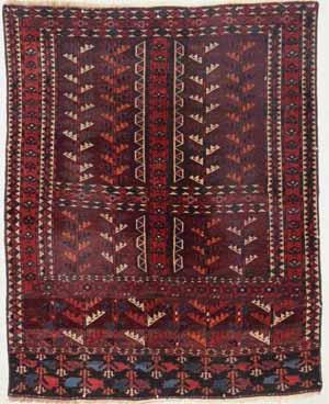 Abdal ensi Bertram Frauenknecht - Less than two months to the Antique Rug & Textile Show