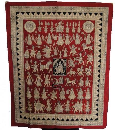 fig2 480x543 - The Sacred Textile Art of Mata Ni Pachedi