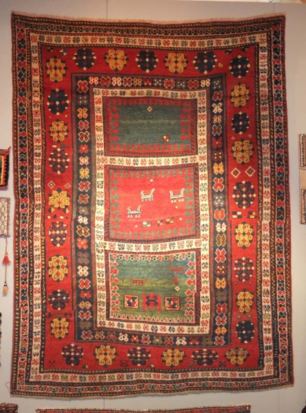 More Rugs Sartirana Textile Show 2013 Jozan