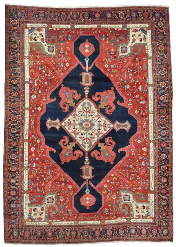 178 572x800 - More Serapi rugs I