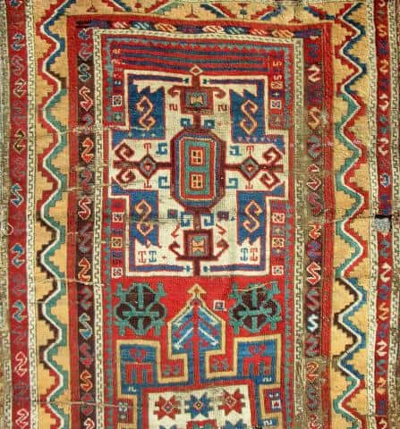 EastAnatolianKurdisPatrick Pouler - The Antique Rug & Textile Show begins in less than 48 hours