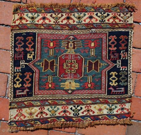 JohnCollins ShasavanSoumak - The Antique Rug & Textile Show begins in less than 48 hours