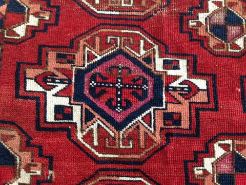 SarykChuvalSamCoad - The Antique Rug & Textile Show begins in less than 48 hours