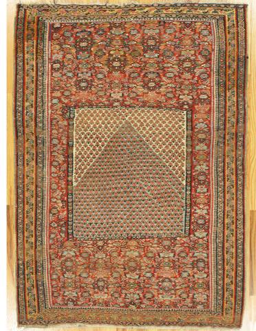 SennehKilim HagopManoyan - The Antique Rug & Textile Show begins in less than 48 hours