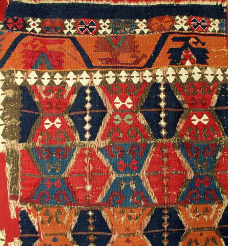 eastanatoliaKilimHalf MarkBerkowich - The Antique Rug & Textile Show begins in less than 48 hours