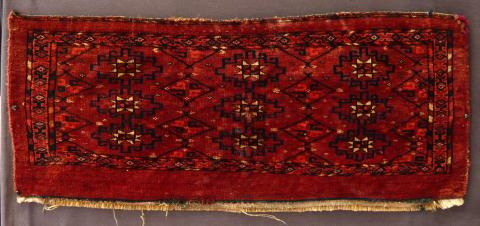 ersariTorba UlrikeMontigel - The Antique Rug & Textile Show begins in less than 48 hours