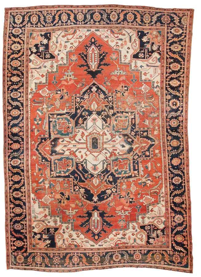 1200 - Bukowskis Classic Sale including carpets and textiles