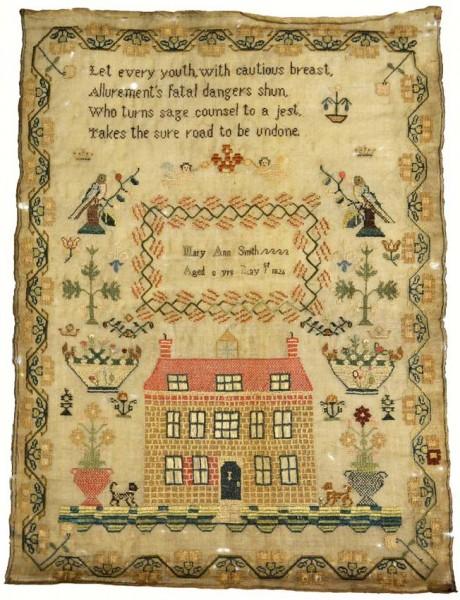 1811 460x600 - Carpets, Rugs & Textiles at Netherhampton Salerooms