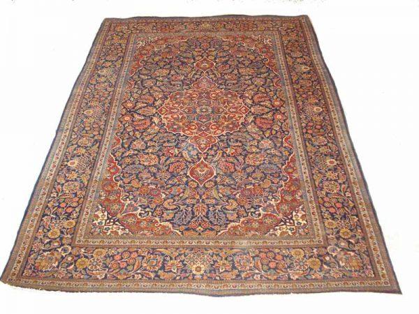 Lot 352. A KASHAN RUG, Central Persia, 206cm x 137cm £500 - 700