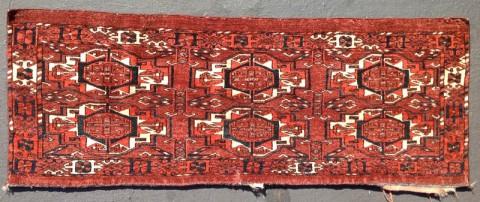 Yomut torba. Mid 19th.c.