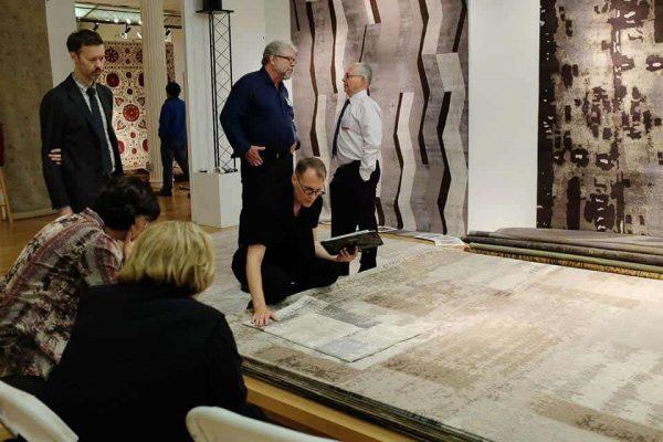 NYICS2013 1 600x400 - New York International Carpet Show 2014