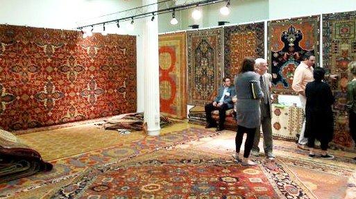NYICS2013 2 - New York International Carpet Show 2014