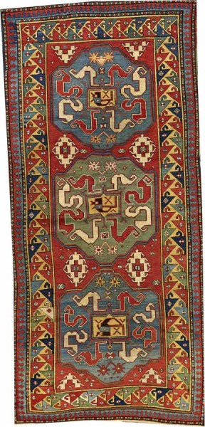 2067 288x600 - Bonhams 'Fine Oriental Rugs & Carpets' in Los Angeles