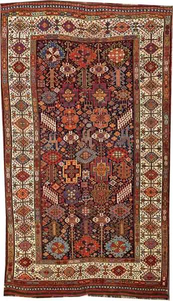 2213 346x600 - Bonhams 'Fine Oriental Rugs & Carpets' in Los Angeles