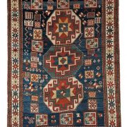 Lot 59. Kazak Rug, Southwest Caucasus, early 20th century. Estimate $2,000 - $2,500