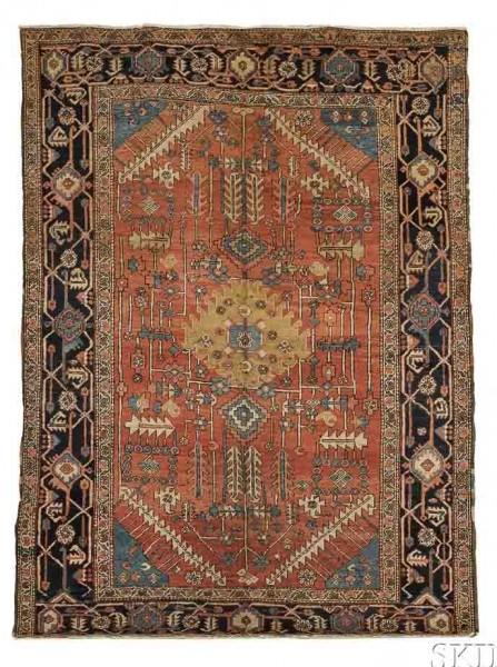 85 447x600 - Fine Oriental Rugs & Carpets at Skinner