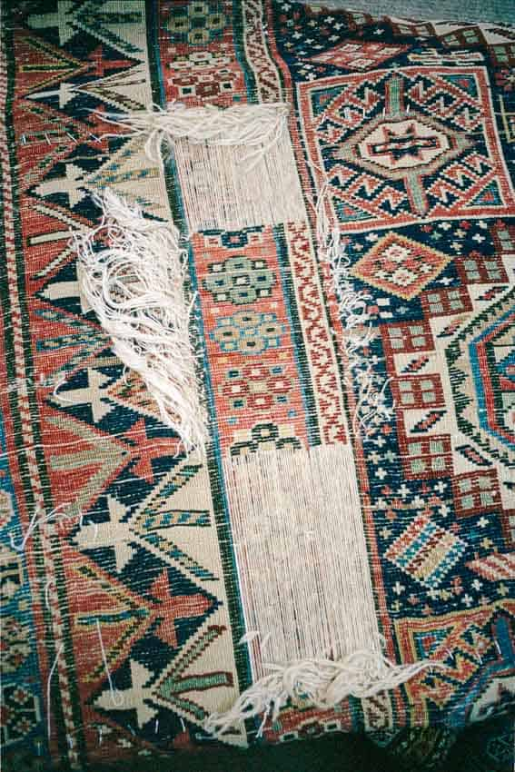 Bba9.21bea - Artistic photo documentary by Simone Haug: Carpet restoration in Istanbul