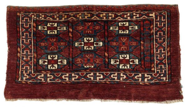 227 600x344 - Interesting antique rug & textile auction at Rippon Boswell, Wiesbaden