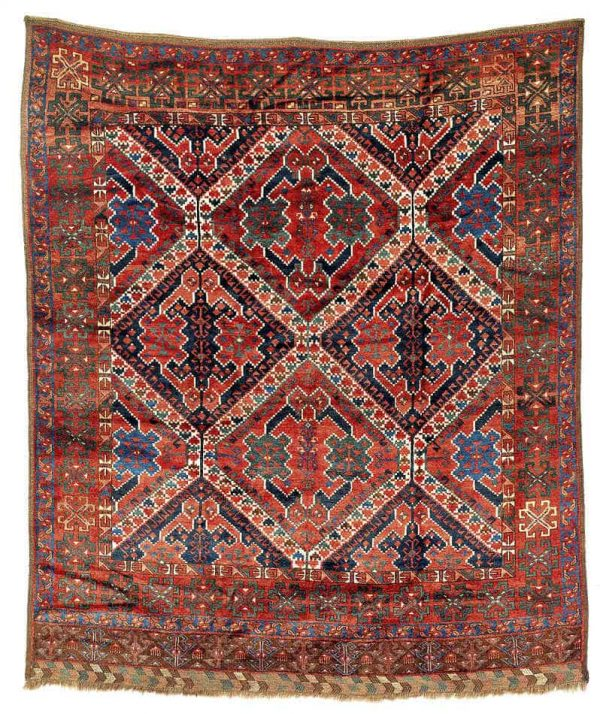 44 600x714 - Interesting antique rug & textile auction at Rippon Boswell, Wiesbaden