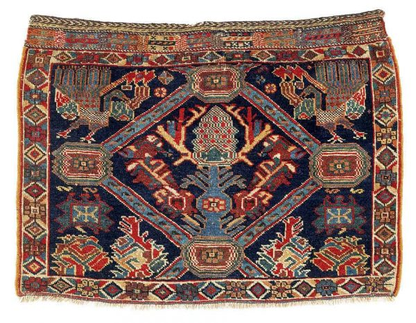 7 600x466 - Interesting antique rug & textile auction at Rippon Boswell, Wiesbaden