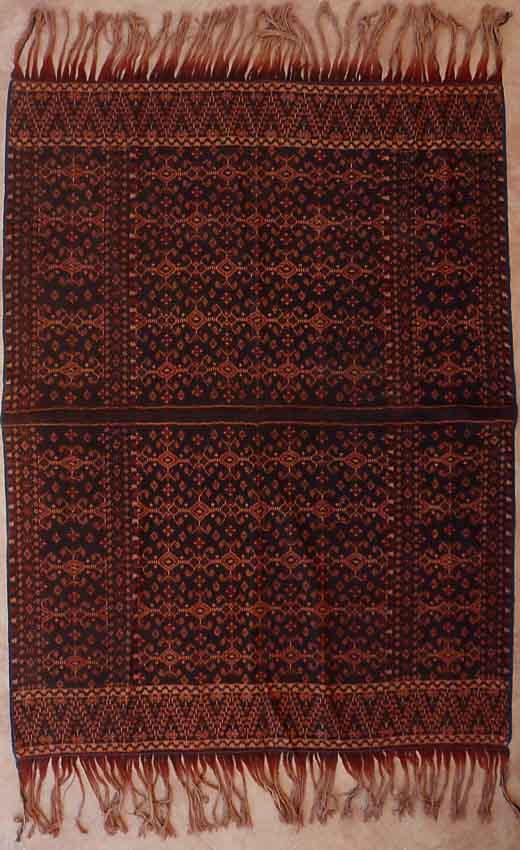 Ikat from the 'Pusaka Collection'