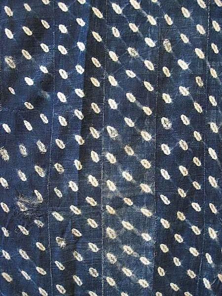 PowerofBlueDet5 450x600 - Indigo-dyed Textiles of Mali