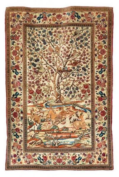 260 403x600 - Bonhams Islamic sale including carpets
