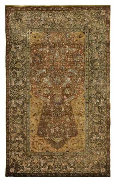 263 379x600 - Bonhams Islamic sale including carpets